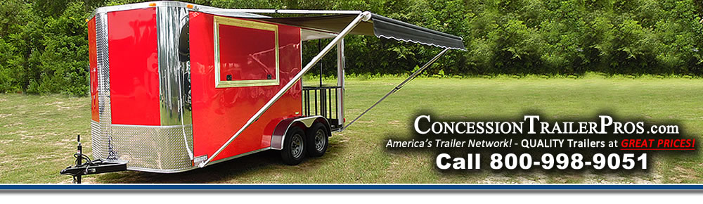 Concession Trailer Pros – Concession Trailers, Food Trailers, BBQ Trailers and Vending Trailers by American Trailer Pros